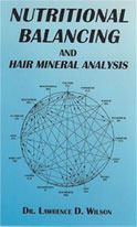 Book: Nutritional Balancing & Hair Analysis