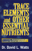 Trace Elements and Other Essential Nutrients
